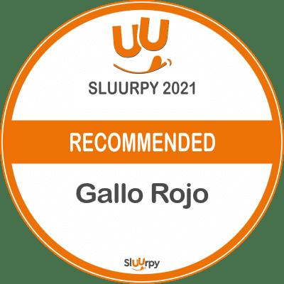 Gallo Rojo - Sluurpy